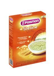 PLASMON PASTINE DA 6 A 36 MESI - STELLINE - 340 G