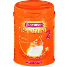 PLASMON TRANSILAT 2 - LATTE IN POLVERE - DA 6 MESI - 800 G