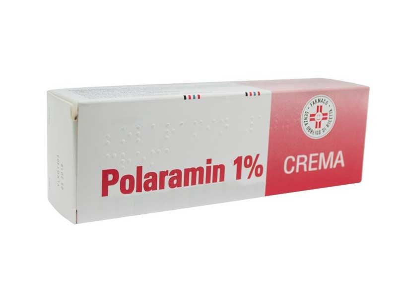 POLARAMIN 1% CREMA - 25 G