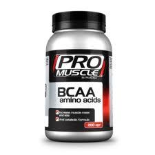 PRO MUSCLE BCAA AMINOACIDS 200 Compresse