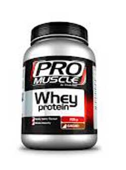 PRO MUSCLE WHEY PROTEIN GUSTO CACAO - 725 G