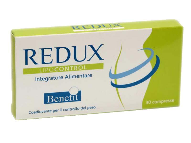 REDUX LIPOCONTROL 30 COMPRESSE