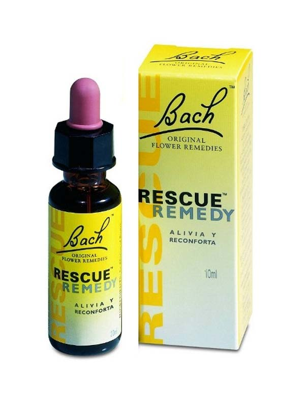 RESCUE REMEDY BACH ORIGINALS 10 ML