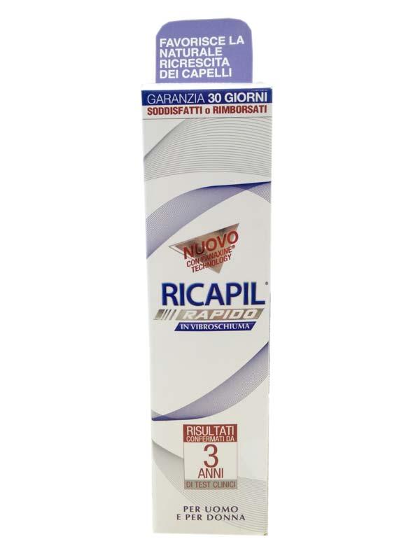RICAPIL RAPIDO 3 IN 1 TRATTAMENTO CAPELLI ANTI CADUTA 200 ML