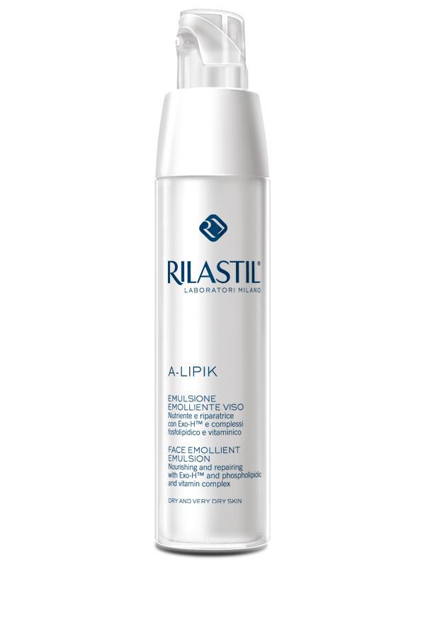 RILASTIL A-LIPIK EMULSIONE EMOLLIENTE VISO 40 ML