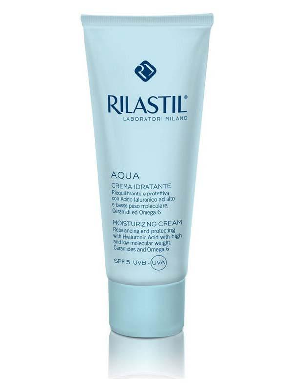 RILASTIL® AQUA CREMA IDRATANTE SPF 15 50 ML