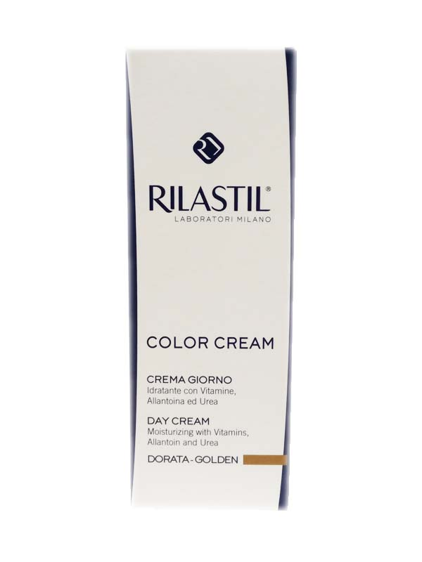 RILASTIL® COLOR CREAM CREMA GIORNO DORATA GOLDEN 30 ML