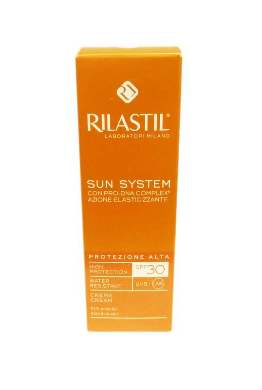 RILASTIL SUN SYSTEM CREMA SPF 30 PROTEZIONE ALTA - 50 ML