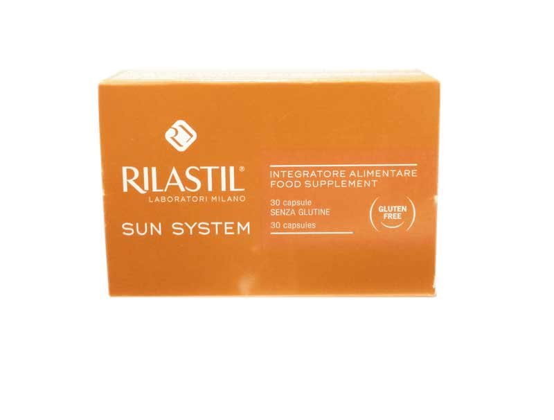 RILASTIL SUN SYSTEM INTEGRATORE ALIMENTARE - 30 CAPSULE