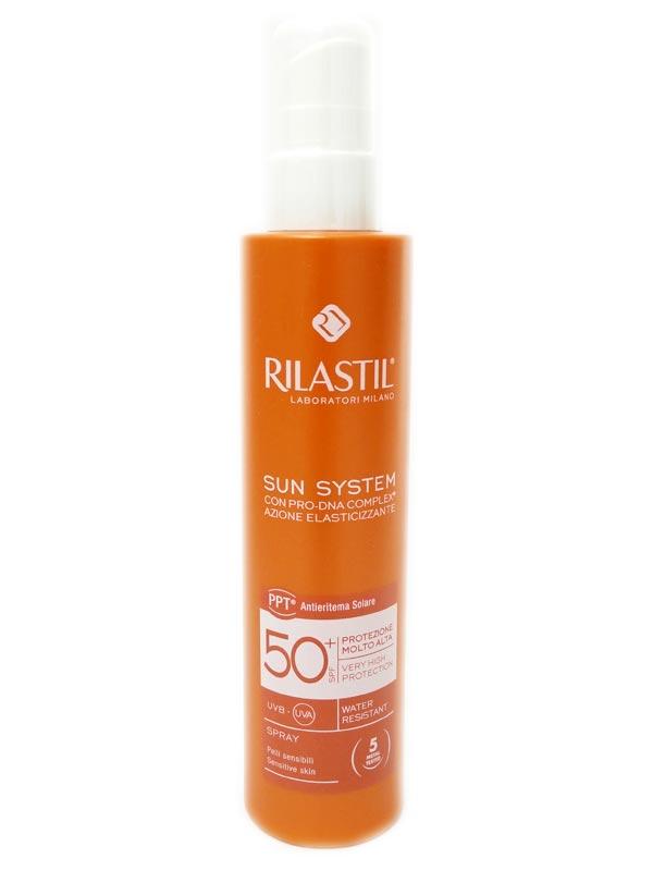 RILASTIL SUN SYSTEM SPRAY SOLARE SPF 50+ 200 ML