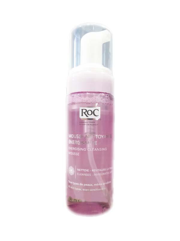 ROC® CLEANSERS MOUSSE DETERGENTE ENERGIZZANTE 150 ML