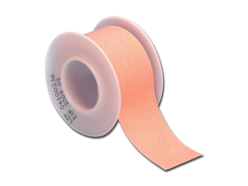 ROTOLO CEROTTO - tessuto color pelle - 5 m x 2.5 cm