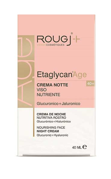 ROUGJ ETAGLYCANAGE CREMA NOTTE VISO NUTRIENTE - 40 ML