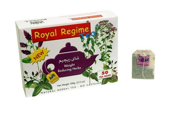 ROYAL REGIME TEA 50 BUSTE