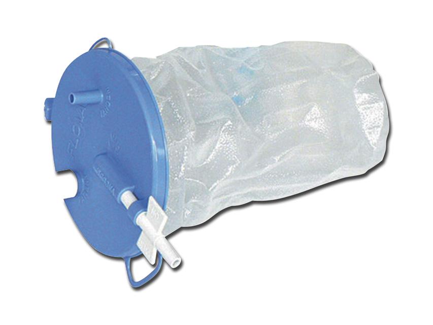 SACCA MONOUSO 2 L (tappo + sacca)