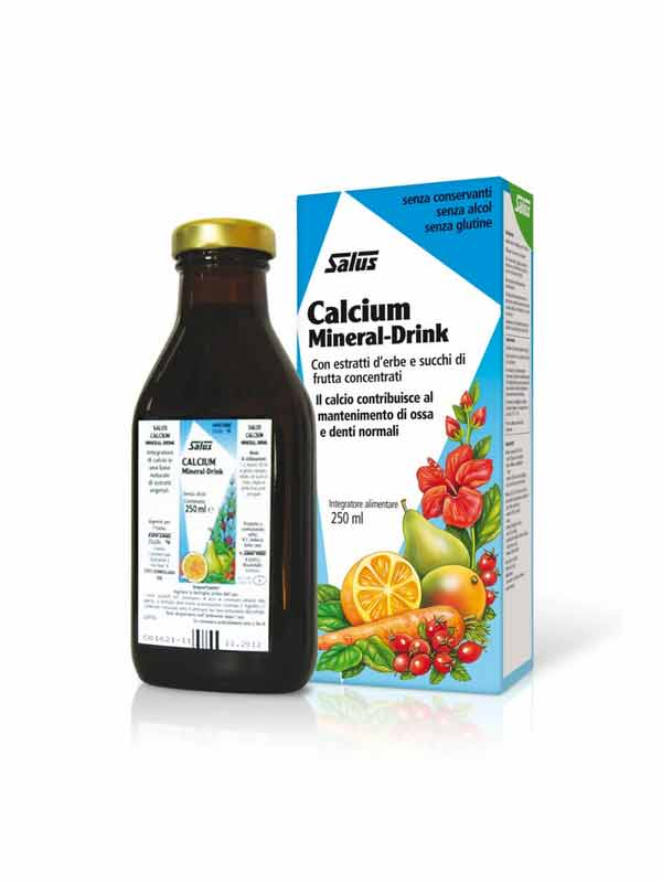 SALUS CALCIUM MINERAL DRINK 250 ML