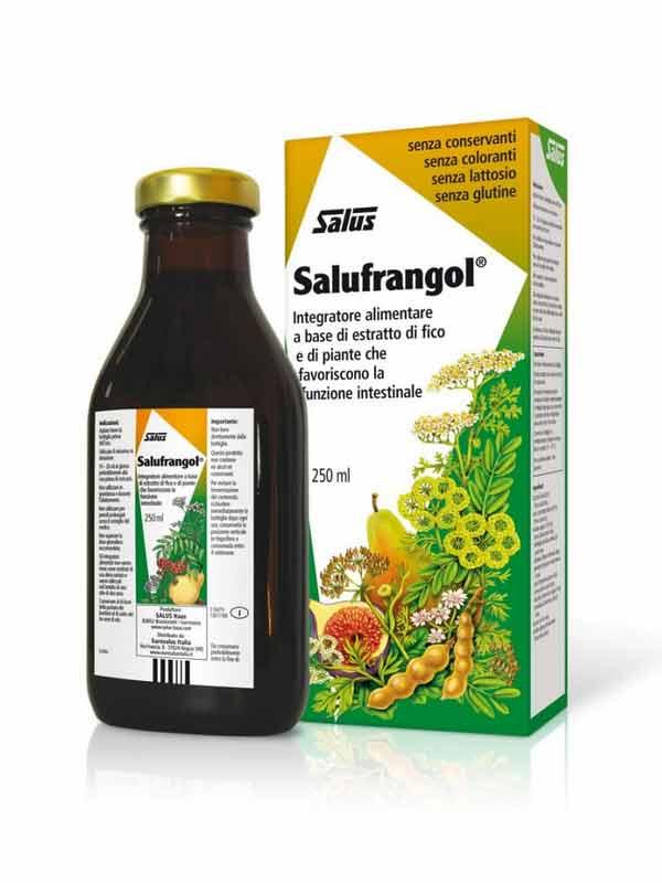 SALUS SALUFRANGOL  SCIROPPO 250 ML