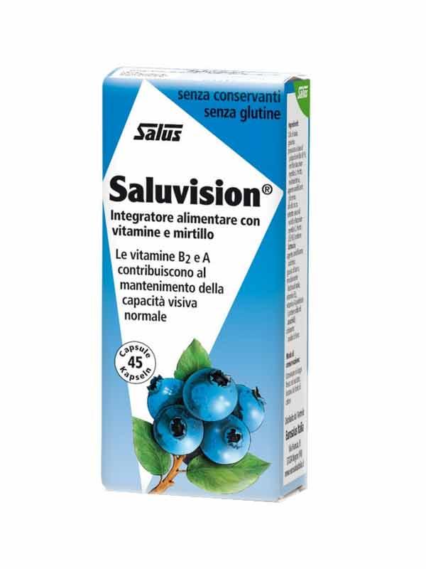 SALUS SALUVISION® 45 CAPSULE
