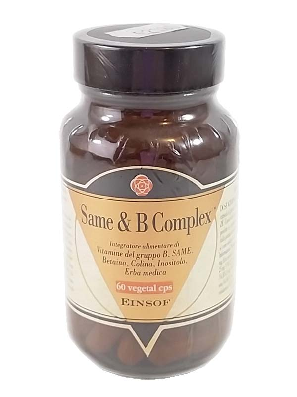 SAME AND B COMPLEX EINSOF 60 CAPSULE