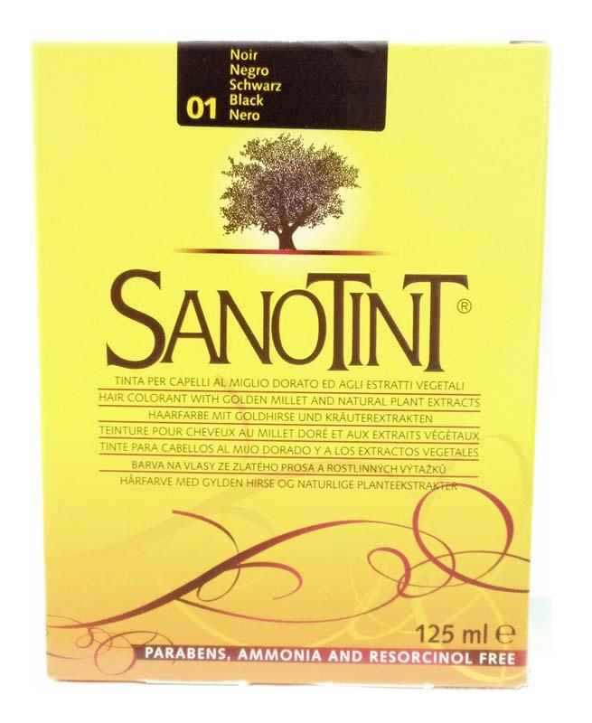SANOTINT® CLASSIC COLORE N 01 NERO 125 ML