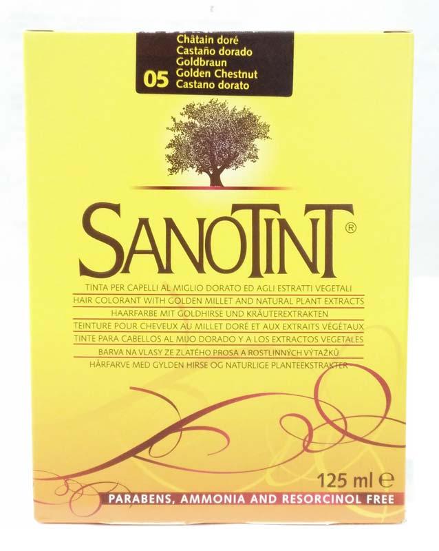 SANOTINT® CLASSIC COLORE N 05 CASTANO DORATO 125 ML