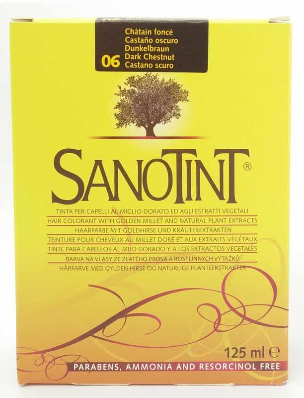 SANOTINT® CLASSIC COLORE N 06 CASTANO SCURO 125 ML