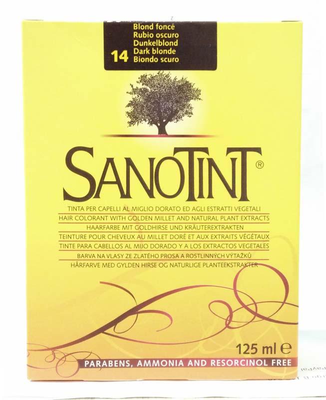 SANOTINT® CLASSIC COLORE N 14 BIONDO SCURO 125 ML