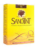 SANOTINT CLASSIC COLORE N 15 BIONDO CENERE - 125 ML