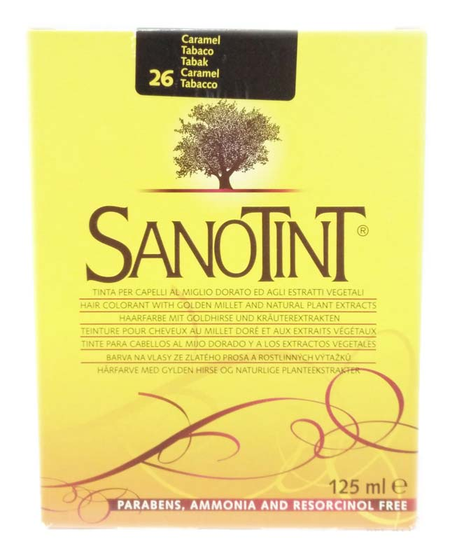 SANOTINT CLASSIC COLORE N 26 TABACCO 125 ML