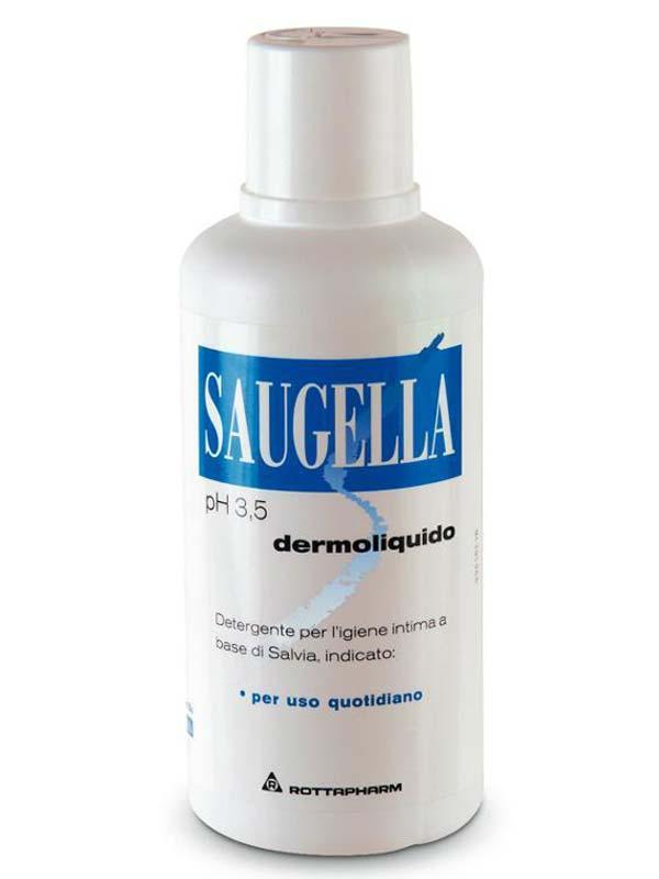SAUGELLA DERMOLIQUIDO pH 3,5 DETERGENTE INTIMO 500 ML