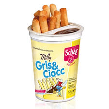 SCHAR DOLCI - MILLY GRIS AND CIOCC - 52 G