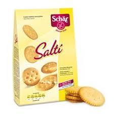 SCHAR SNACK - SALTI' CRACKER SENZA GLUTINE - 175 G