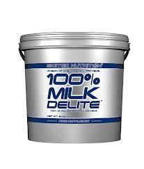 SCITEC NUTRITION 100X100 MILK DELITE - PROTEINE DA SIERO DI LATTE GUSTO CIOCCOLATO E CAPPUCCINO - 5000 G