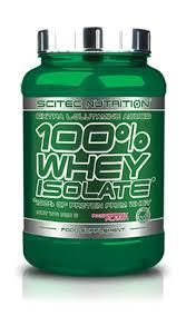 SCITEC NUTRITION 100X100 WHEY ISOLATE - PROTEINE DA SIERO DI LATTE GUSTO FRAGOLA - 700 G