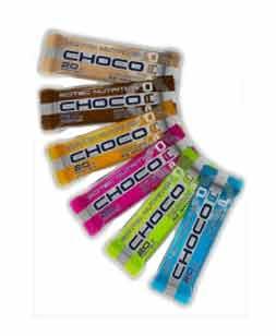 SCITEC NUTRITION CHOCO PRO BAR - BARRETTA DI PROTEINE GUSTO DOPPIO CIOCCOLATO - 20 BARRETTE DA 55 G