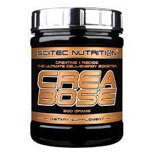 SCITEC NUTRITION CREABOSE - PROMOTORE PER PERFORMANCE CON CREATINA E RIBOSIO - 300 G