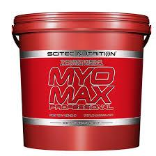 SCITEC NUTRITION MYOMAX PROFESSIONAL - AVANZATO INCREMENTATIVO ANABOLICO GUSTO FRAGOLA - 4540 G
