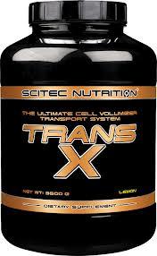 SCITEC NUTRITION TRANS X - SISTEMA AVANZATO DI CREATINA GUSTO LIMONE - 3500 G