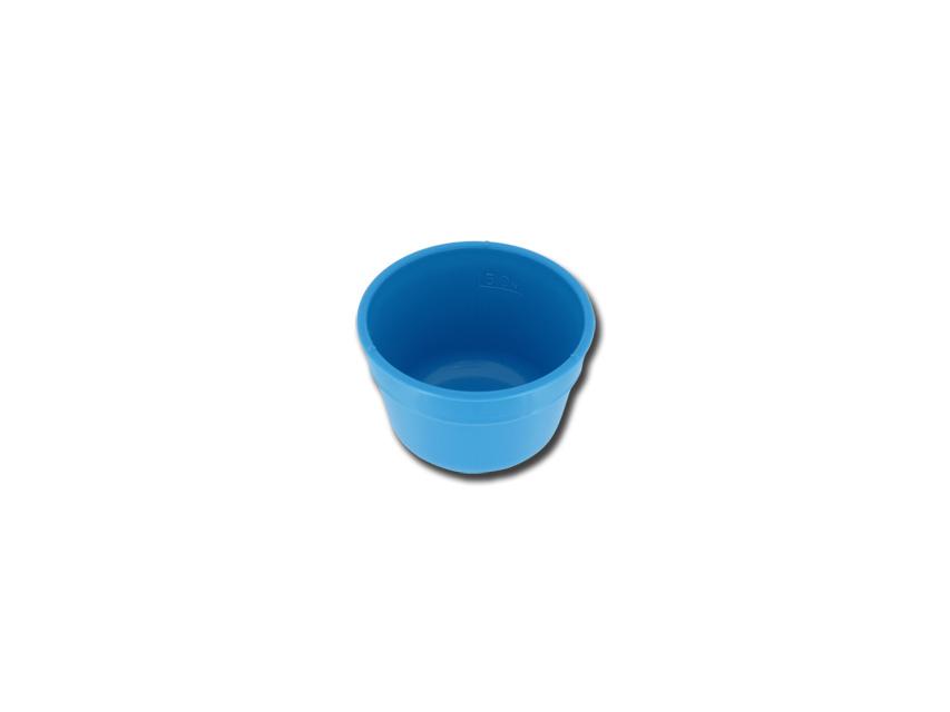 SCODELLINO GRADUATO 60 mm - plastica - 50 ml