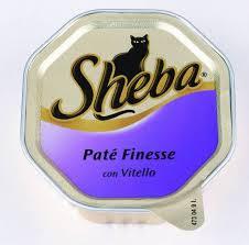 SHEBA PATE CON VITELLO GR.100 - 32 CONFEZIONI