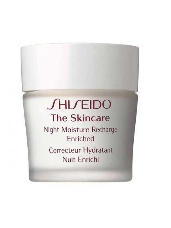 SHISEIDO THE SKINCARE NIGHT MOISTURE RECHARGE ENRICHED 50 ML