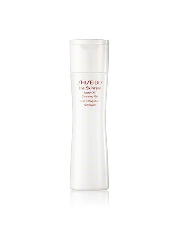 SHISEIDO THE SKINCARE RINSE-OFF CLEANSING GEL 200 ML