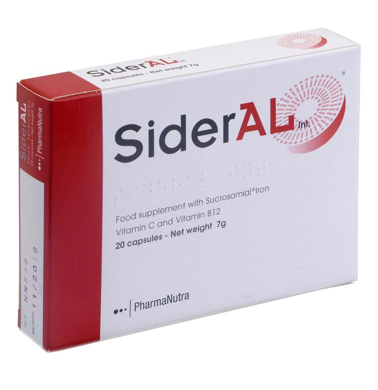 SIDERAL 20 CAPSULE