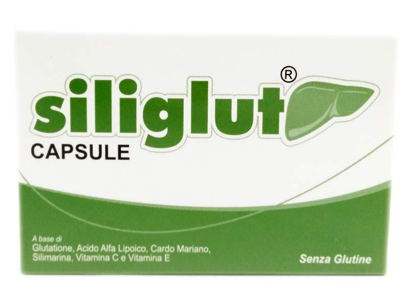 SILIGLUT 20 CAPSULE
