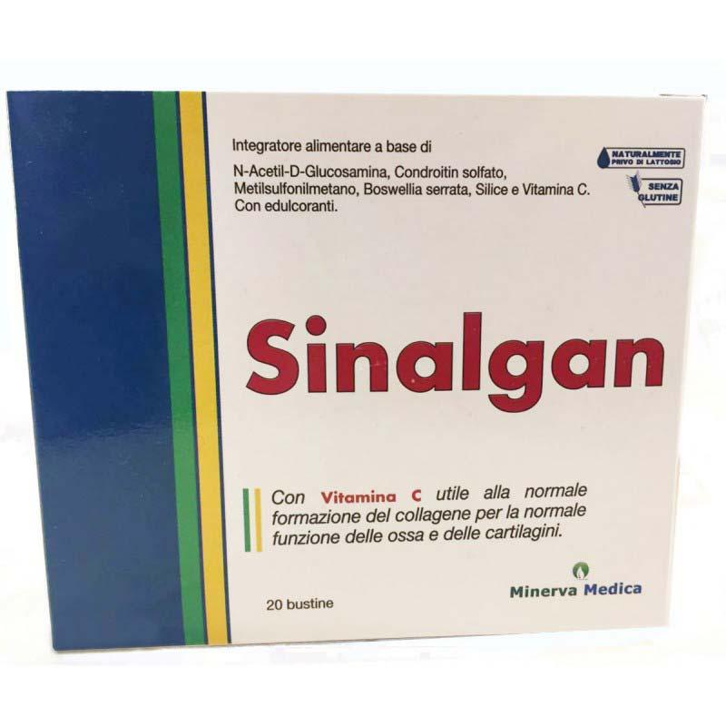 SINALGAN 20 BUSTE