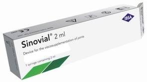 SINOVIAL FORTE ACIDO IALURONICO SALE SODICO 1,6 - 1 SIRINGA DA 2 ML