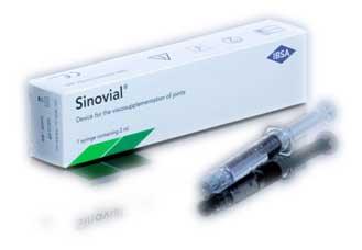 SINOVIAL ONE 2,0 PER CENTO - SIRINGA PRERIEMPITA DA 2,5 ML