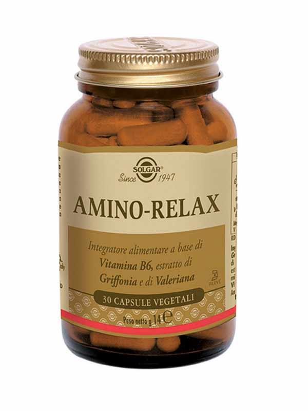 SOLGAR® AMINO RELAX 30 CAPSULE