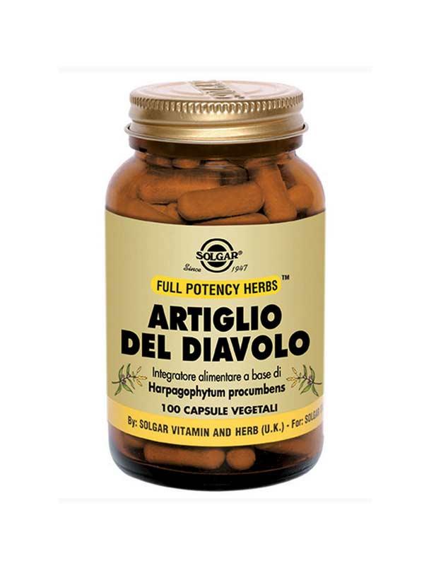SOLGAR ARTIGLIO DEL DIAVOLO 100 CAPSULE