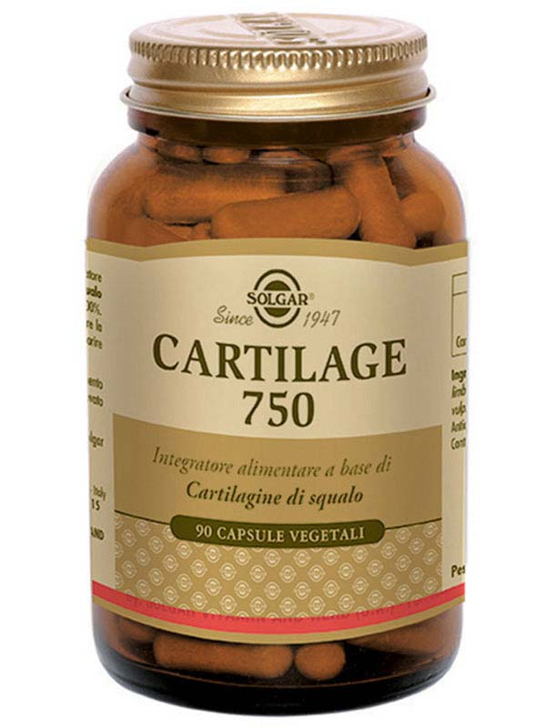 SOLGAR® CARTILAGE 750 90 CAPSULE